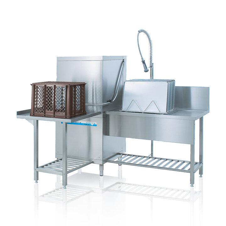 specificaties van de doorschuif afwasmachine meiko. Black Bedroom Furniture Sets. Home Design Ideas